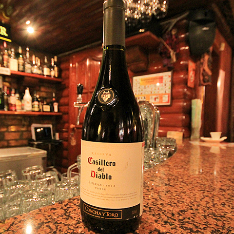 Casillero Shiraz